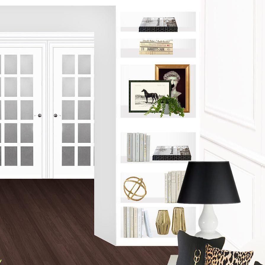 Art vignette  . . . #interiordesign #interiordesigner #designer #decor #designlife #rendering #art #decor #decorist #decoristdesigner #me #love #instagood #photooftheday #blackandwhite #hgtv #styling #shelfdecor #inspo #inspiration