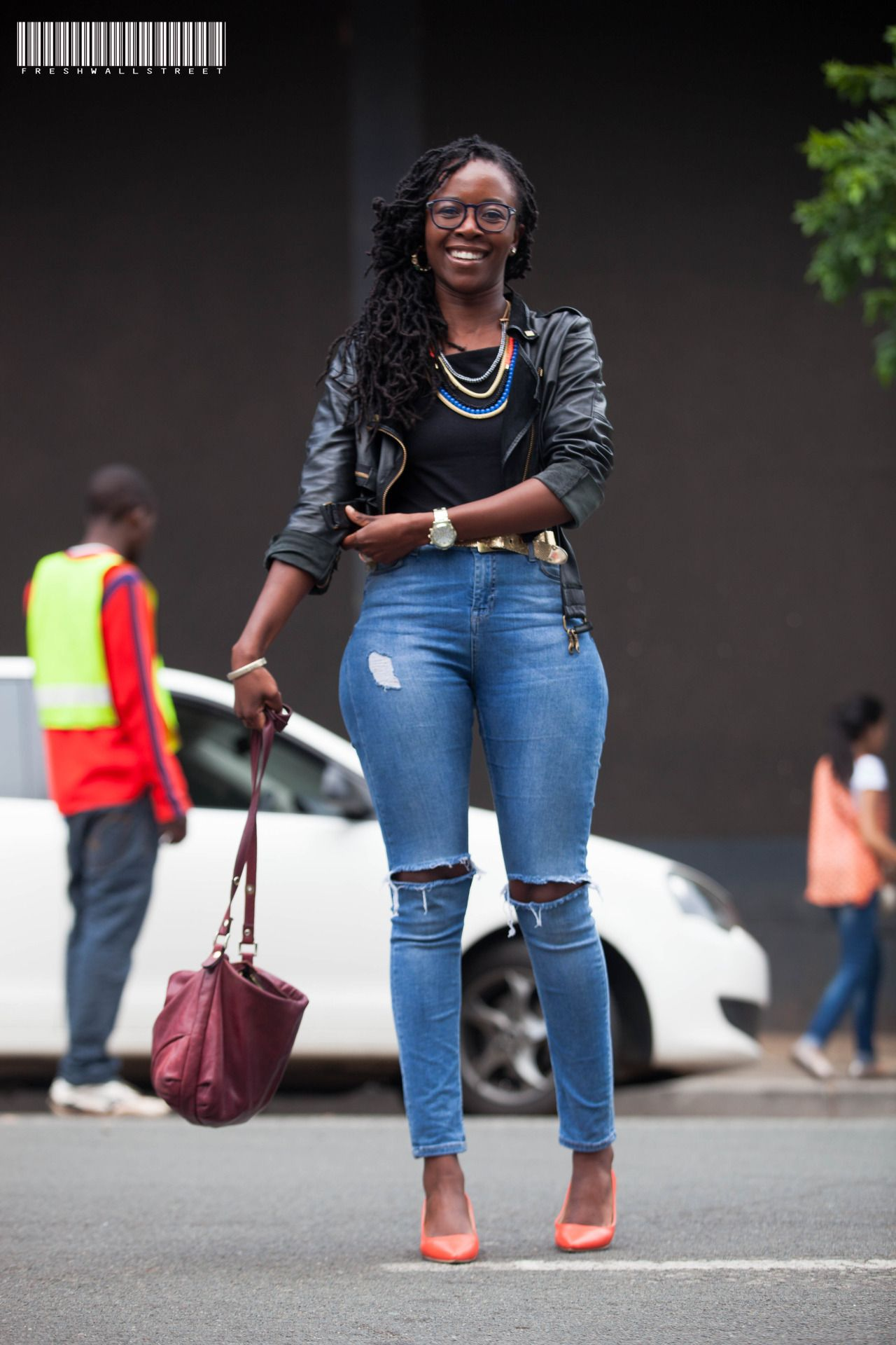 Street culotte style trends
