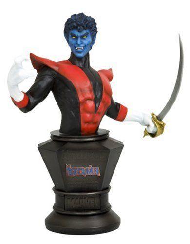 X-Men: Nightcrawler Fine Art Resin Bust @ niftywarehouse.com