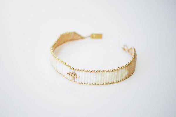 Mykonos Wide Bracelet