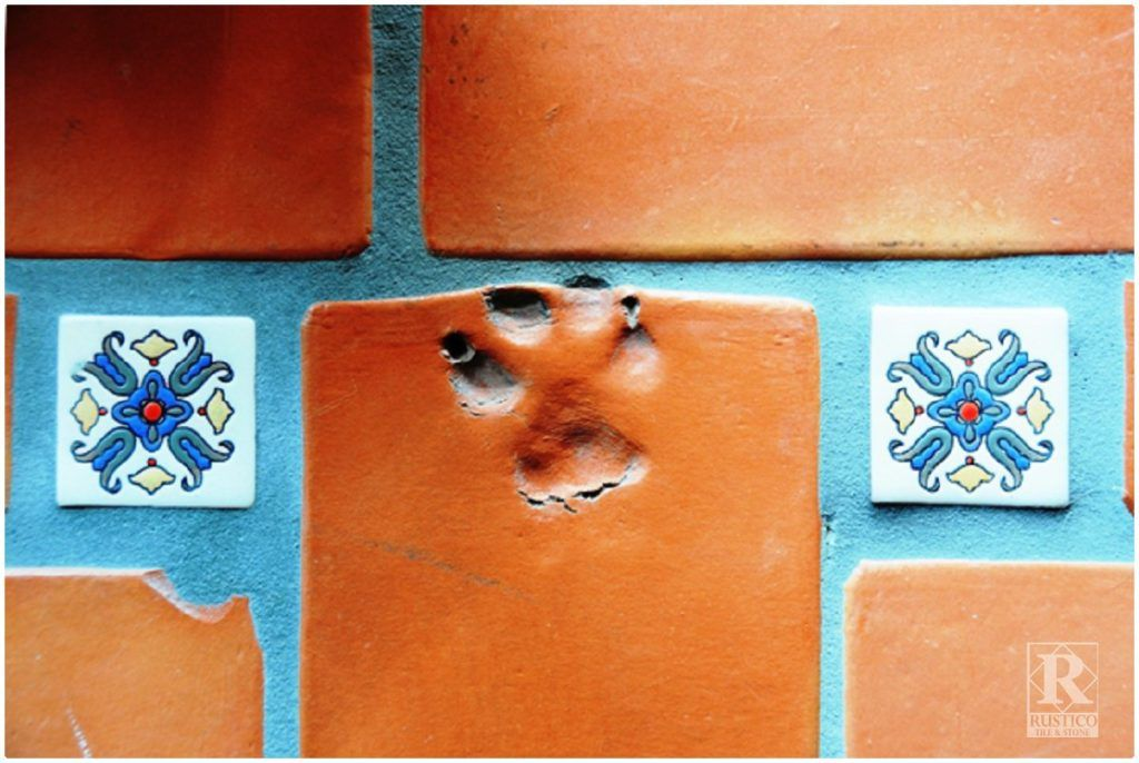 Authentic Mexican Saltillo Tile What Is It Why Does It