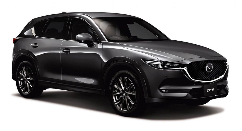 2019 Mazda CX-5 Debuts In Japan With CX-9's 2.5T Engine ...