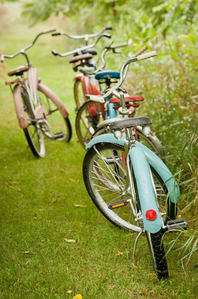 Bicycle Themed Wedding By Mabyn Ludke Photography Bicycle