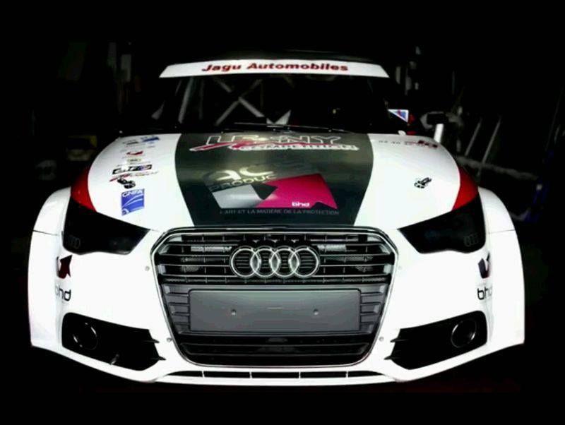 Video Audi A1 Rallycross From Racing Team Jagu