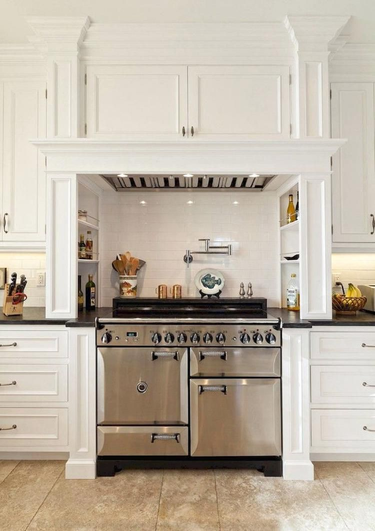 7 x 7 küchendesign  the best classic and elegant wood hood kitchen design ideas