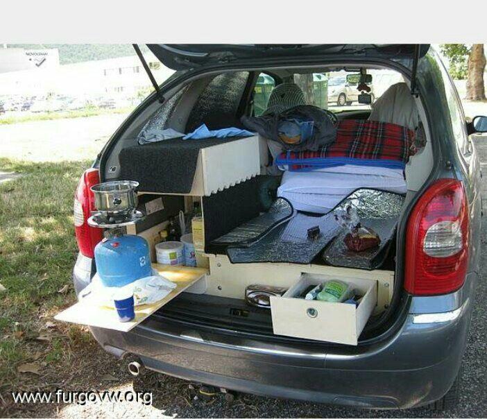 picasso camper conversion camper