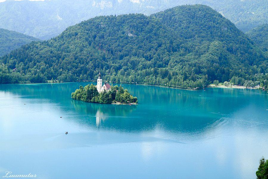 Eiland van Bled <3