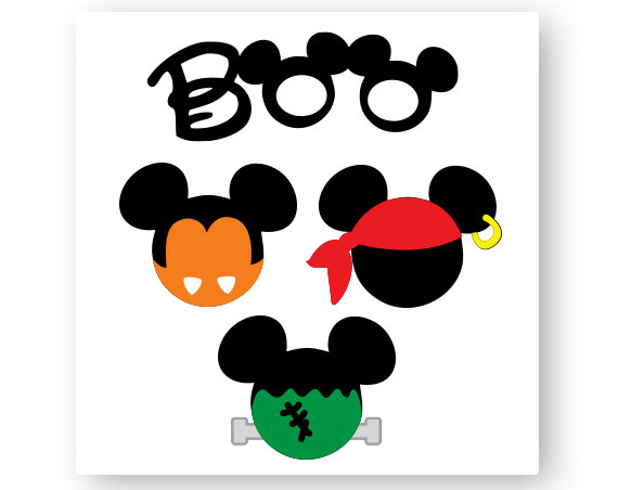 Disney Icon Mickey Mouse Icon Minnie Mouse Halloween Mouse Ears