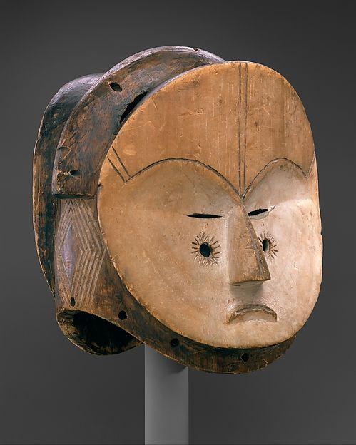 inégale en performance meilleure sélection lisse Fang Ngontang Mask, Gabon | MASK | Art africain, Masques ...