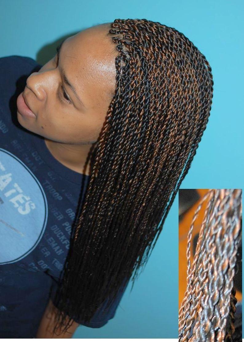 Senegalese Twist Twist Braid Hairstyles Natural Hair Salons