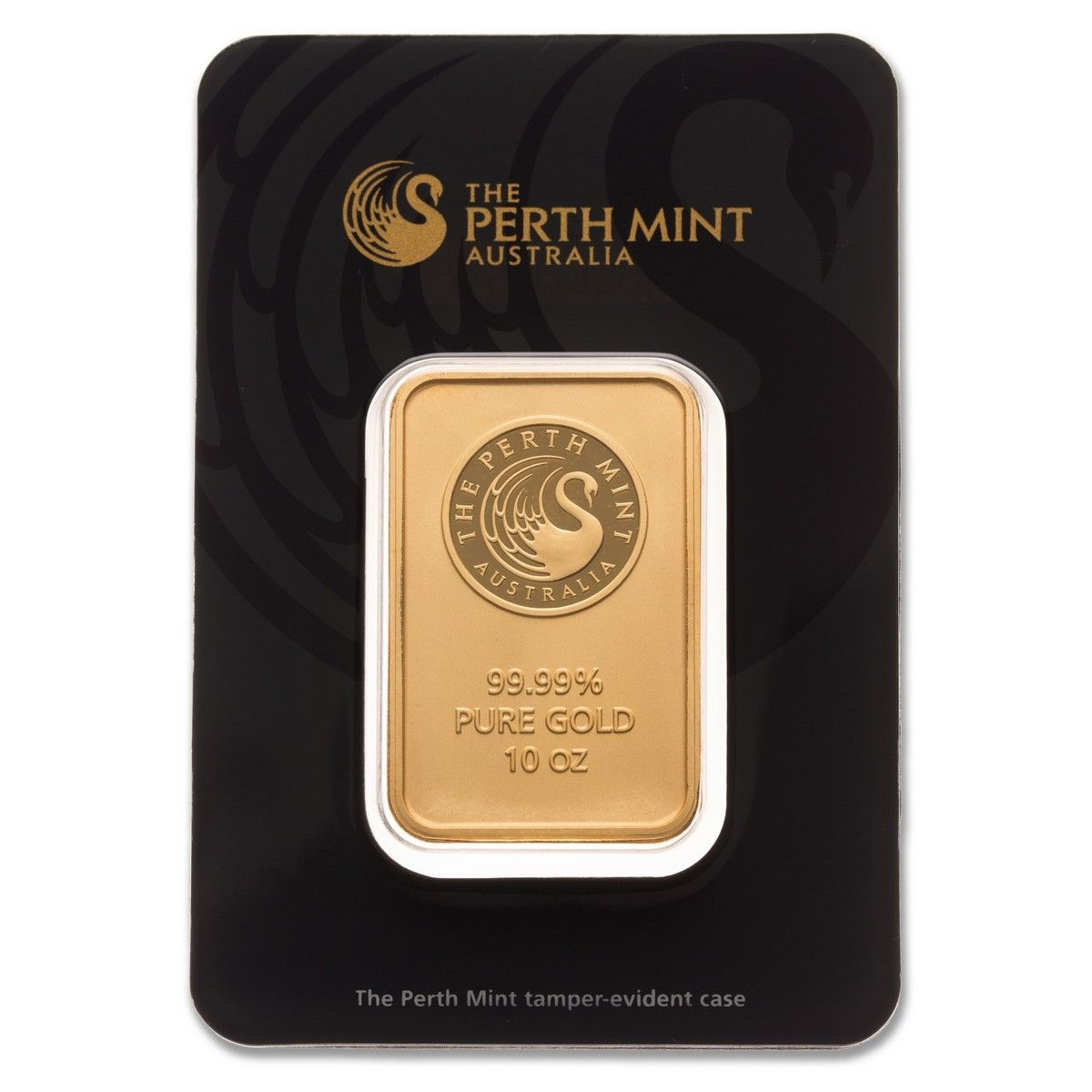 Perth Mint Gold Bar 10 Oz 9999 Canadian Pmx Mint Gold Mint Gold Bullion