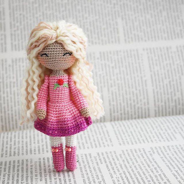 Instagram Post by Вязаные игрушки Амигуруми (@mini_crochet_dolls ...
