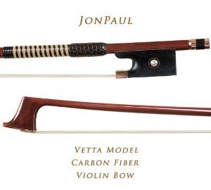 Jonpaul Vetta Carbon Composite Violin Bow By Jonpaul 2700 00 The Jon Paul Bows Are One Of The Finest Bows In The World This Vet Violin Cello Bow Violin Bow
