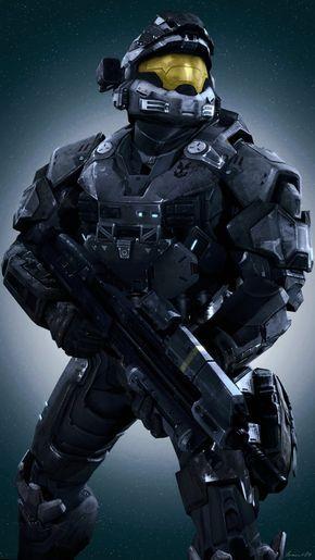 Noble 6 Halo Reach Halo Armor Halo