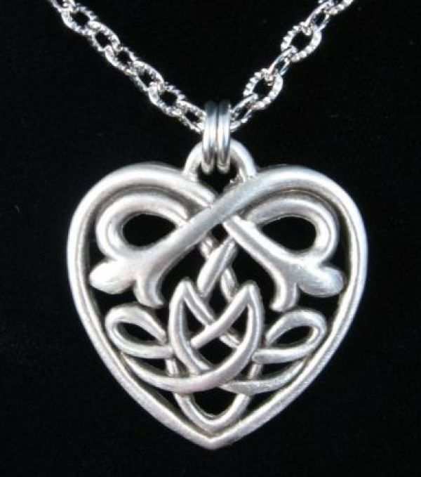 Celtic heart knot pendant hey its mine and my besties tattoo celtic heart knot pendant hey its mine and my besties tattoo aloadofball Images