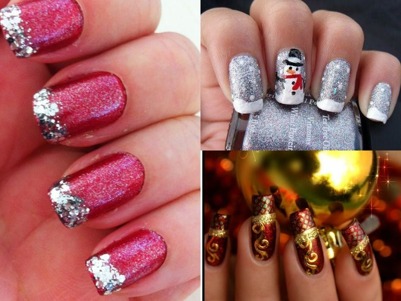 Glitter, Snowflakes, Reindeer & Candy Canes: 15 Festive Christmas ...
