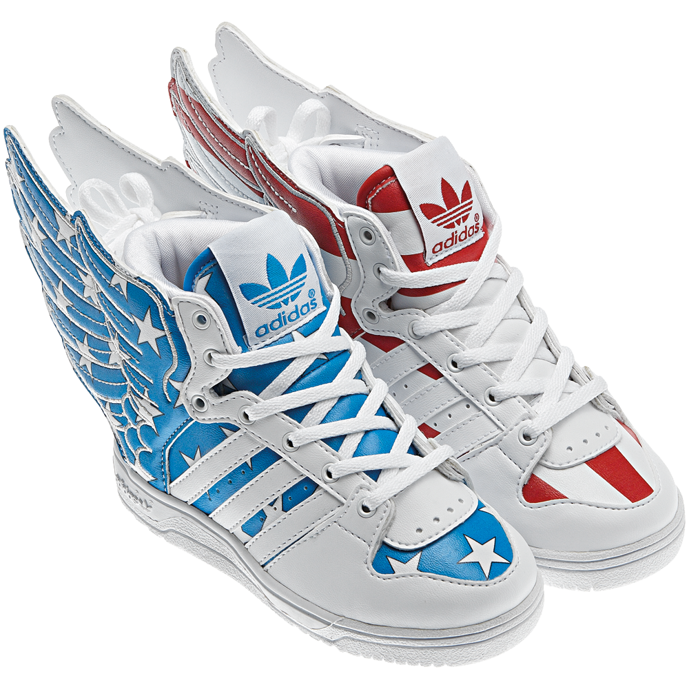 brand new b40d8 2743e Jeremy Scott Wings 2.0 lol do you think Ben would wear these   America ! Lol