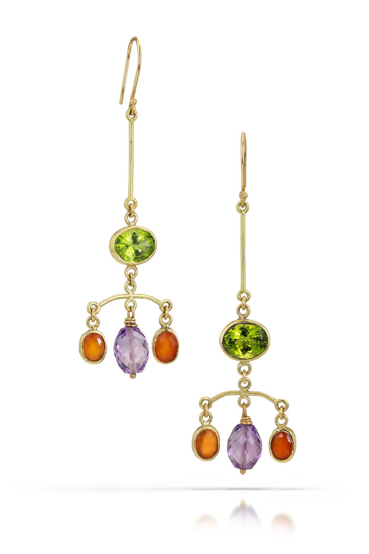 Carnelia Handmade Earrings