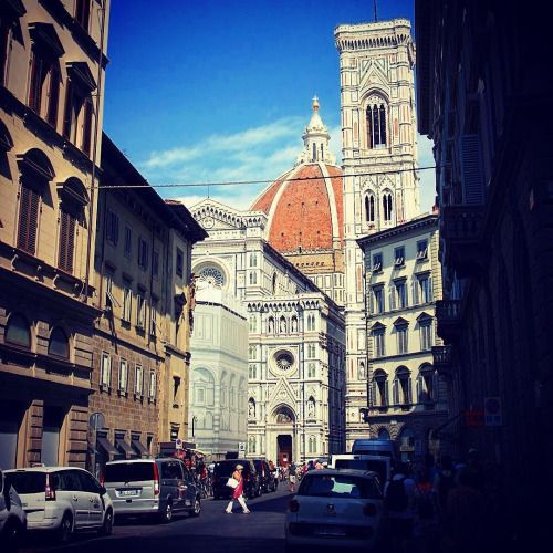 The hidden streets of Florence  #igersoftheday #igersfirenze...  Instagram travelquote