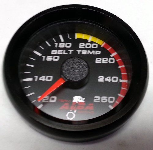 Utv Belt Temperature Gauge For Can Am Commander All Yrs 149 00 Can Am Commander Electrical Symbols Electrical Wire Connectors