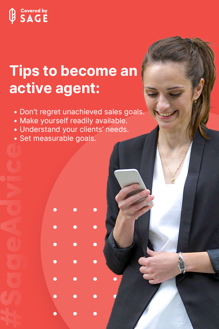Tips To Become An Active Insurance Agent In 2020 Insurance