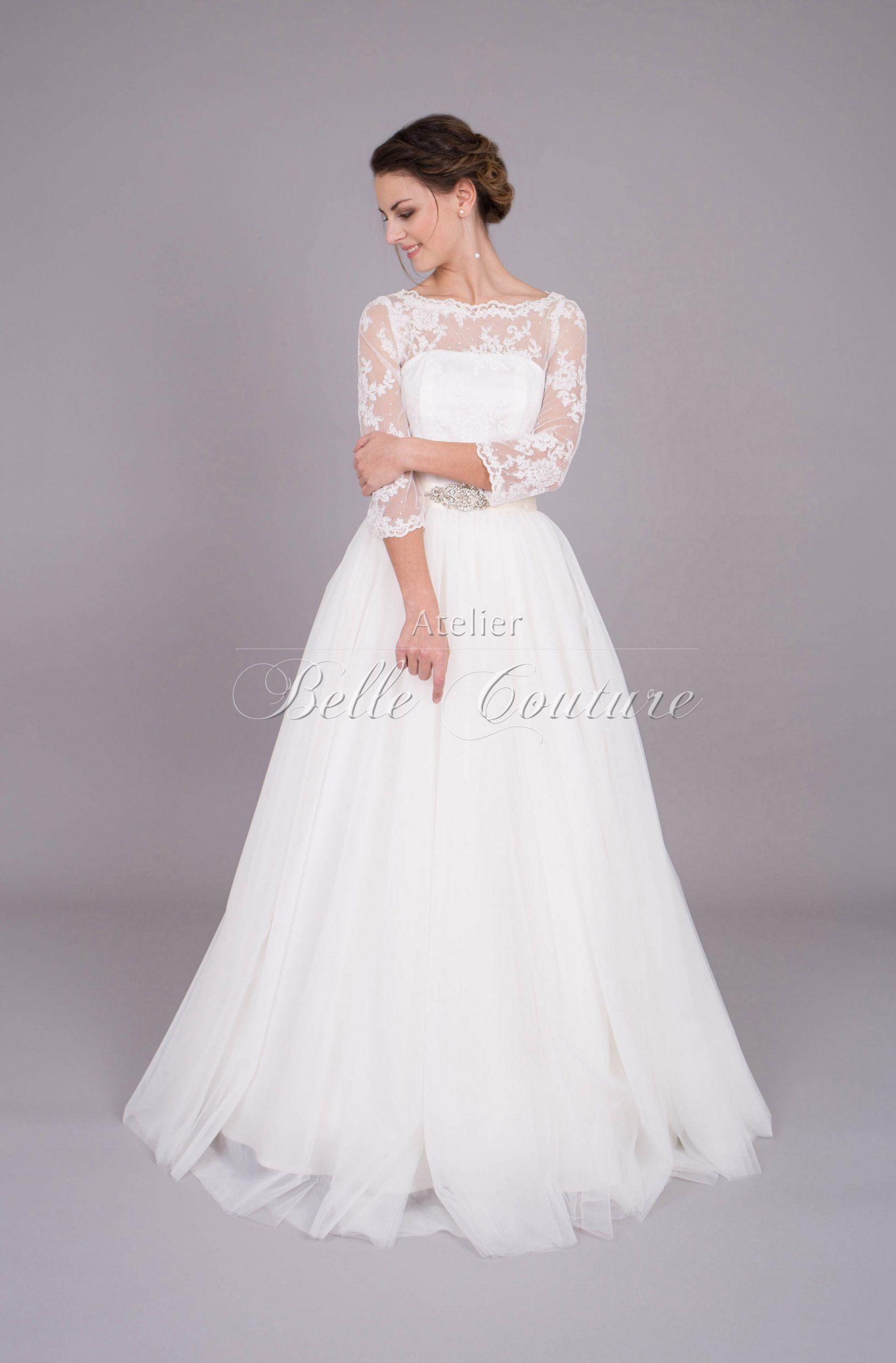 19 Schlichte Hochzeitskleider - #brautkleidschlicht