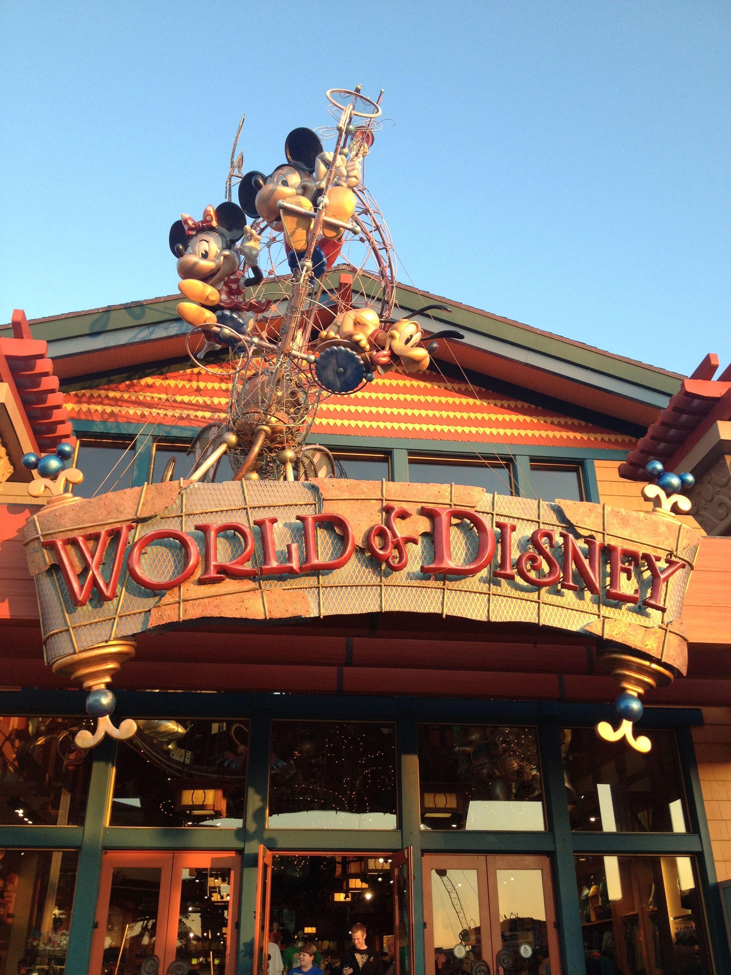 Loooove this place! Disney SpringsOrlando/FL Disney