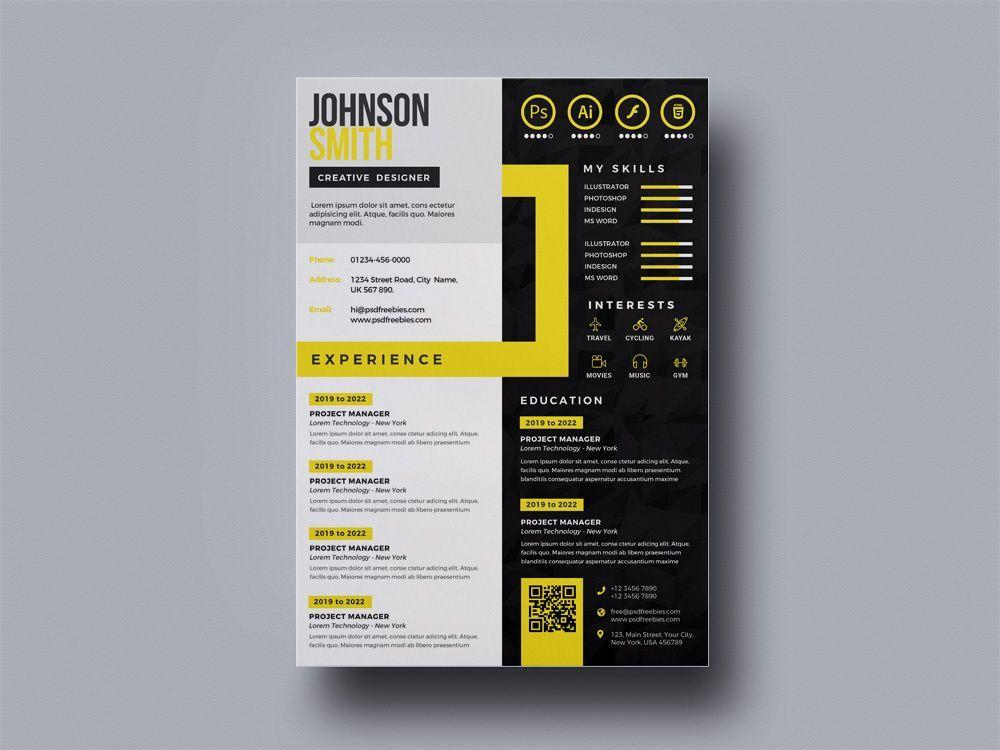 Resume Design Creative Graphic Design Resume Resume Template Resume Design Creative In 2020 Resume Design Creative Graphic Design Resume Graphic Design Cv