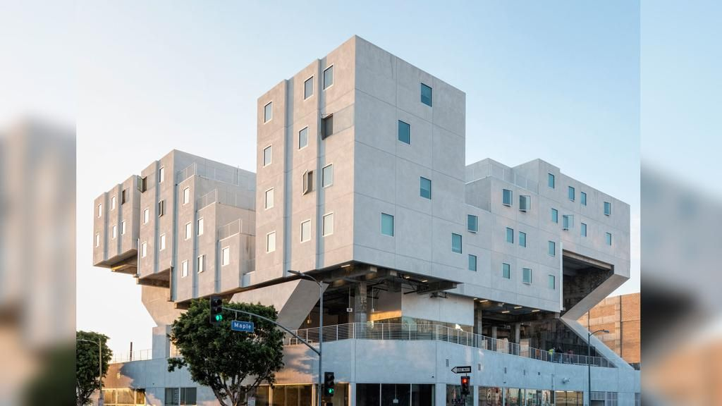 Mashable On Twitter Architecture Building Brutalist Buildings