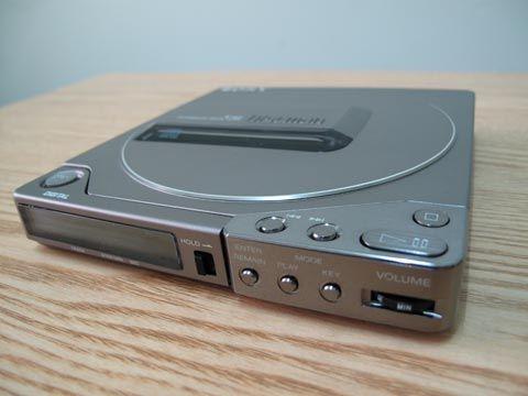 รีวิวเครื่อง Sony Discman D25s ครับผม - Munkong Gadget Webboard