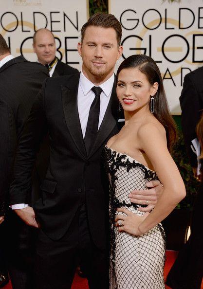Channing Tatum - 71st Annual Golden Globe Awards - Arrivals