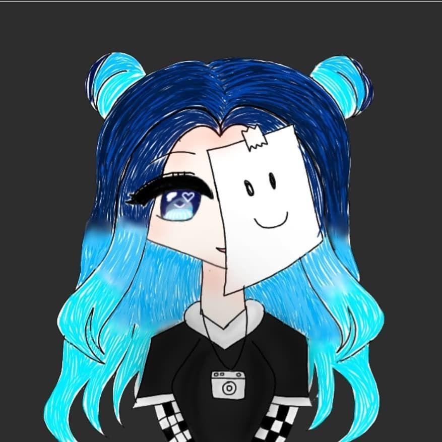 Pin By Naomie On Itsfunneh Fan Art Drawing Kawaii Anime Youtube Art