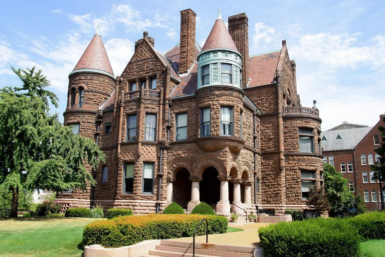 Is Your House Romanesque Revival Architecture House Architecture Blueprints Gothic Revival Architecture
