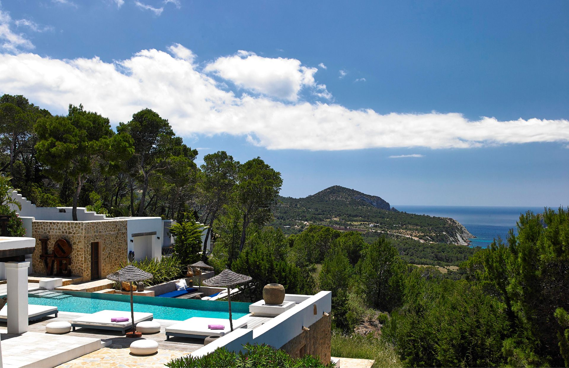 Pin Van Dame2020 Op Luxury Villa Rental Ibiza