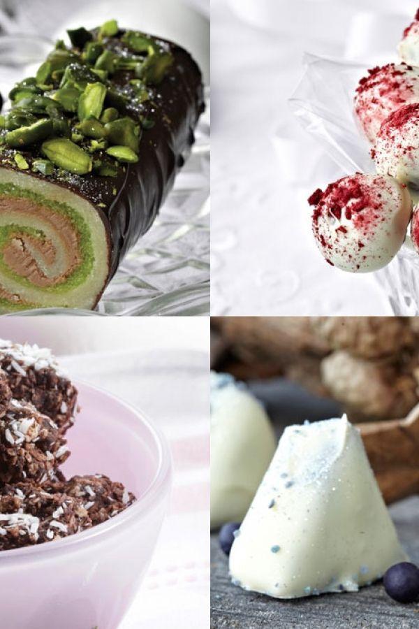 Julens fineste konfekt: 11 lækre opskrifter | SØNDAG #konfektjul