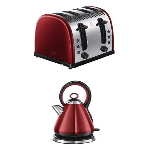 Russell Hobbs Legacy Twin Pack Kettle