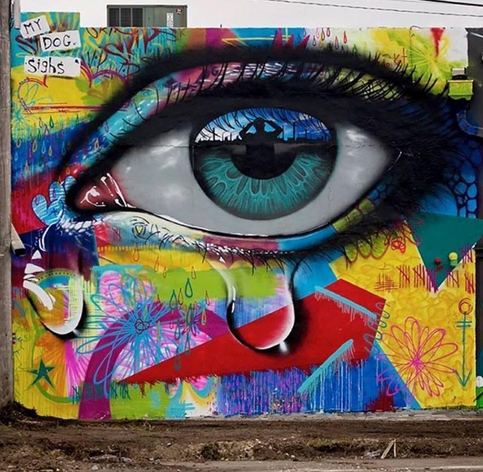 element: color principle: emphasis #graffitiart | Graffiti ...