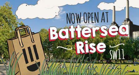 Battersea Rise Open Now