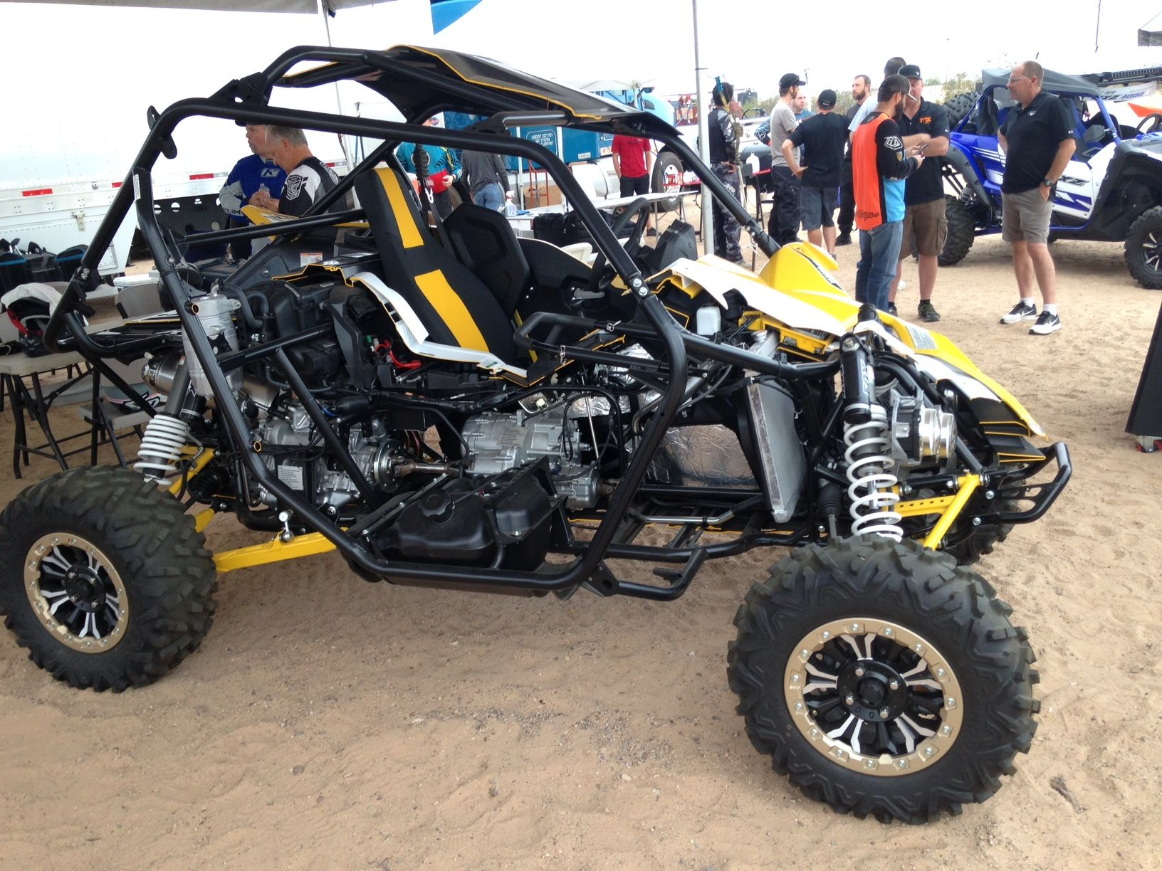 a cutaway view of the new yamaha yxz 1000r yamaha pinterest cutaway atv and rally. Black Bedroom Furniture Sets. Home Design Ideas