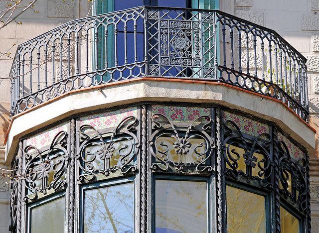 Casa Miquel Rodó  1908  Architects: Bonaventura / Joaquim Bassegoda i Amigó