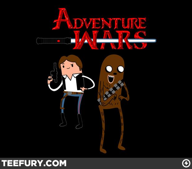 Star Wars - Crossovers