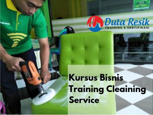 SKEMA SERTIFIKASI CLEANING SERVICE 1. Sertifikasi