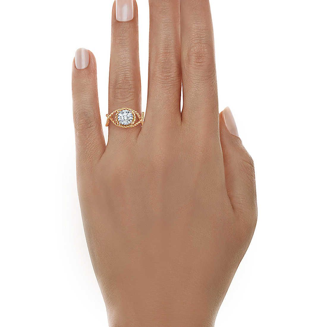 8c77c31668351 Schlumberger® Rope Engagement Ring in 18k Gold | *le sigh* Wedding ...