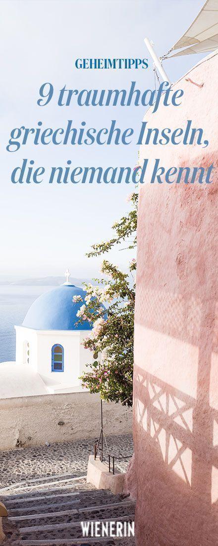 Photo of Insider tips: 9 wonderful Greek islands that nobody knows | Viennese
