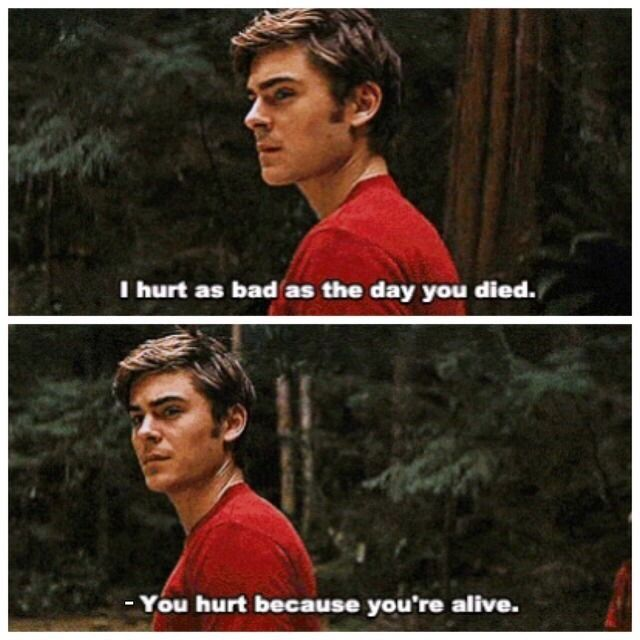 Charlie St. Cloud quote | Quotes | Zac efron movies, Movie ...