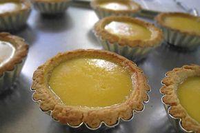 tartelettes citron thermomix - votre dessert facile avec thermomix. #dessertfacileetrapide