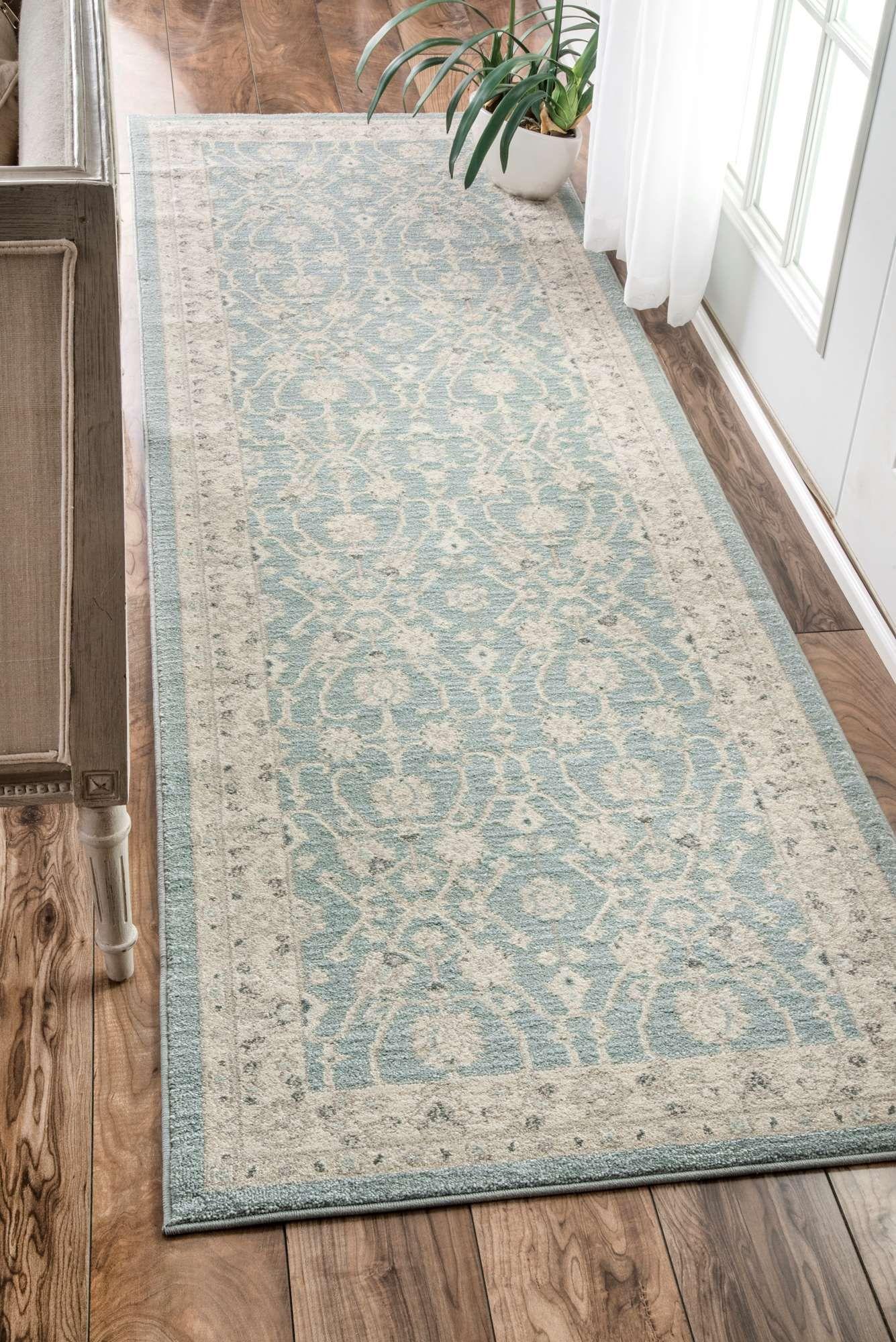 Treasures Persian Vintage Blue Rug Persian Rug Runners Rugs Usa Rugs On Carpet