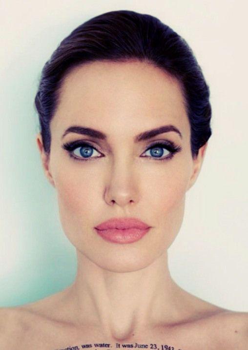 Eyebrow Tattoo Styles New Trends Makeup Pinterest Angelina
