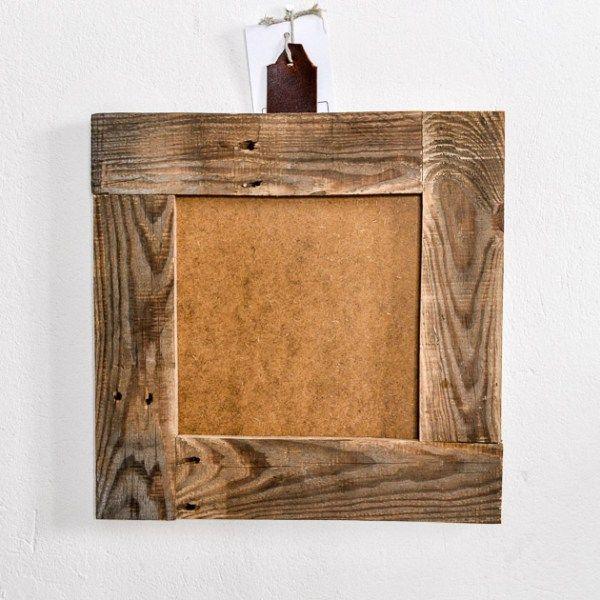 woodship altholz bilderrahmen upcycling recycling | upcycling, Moderne