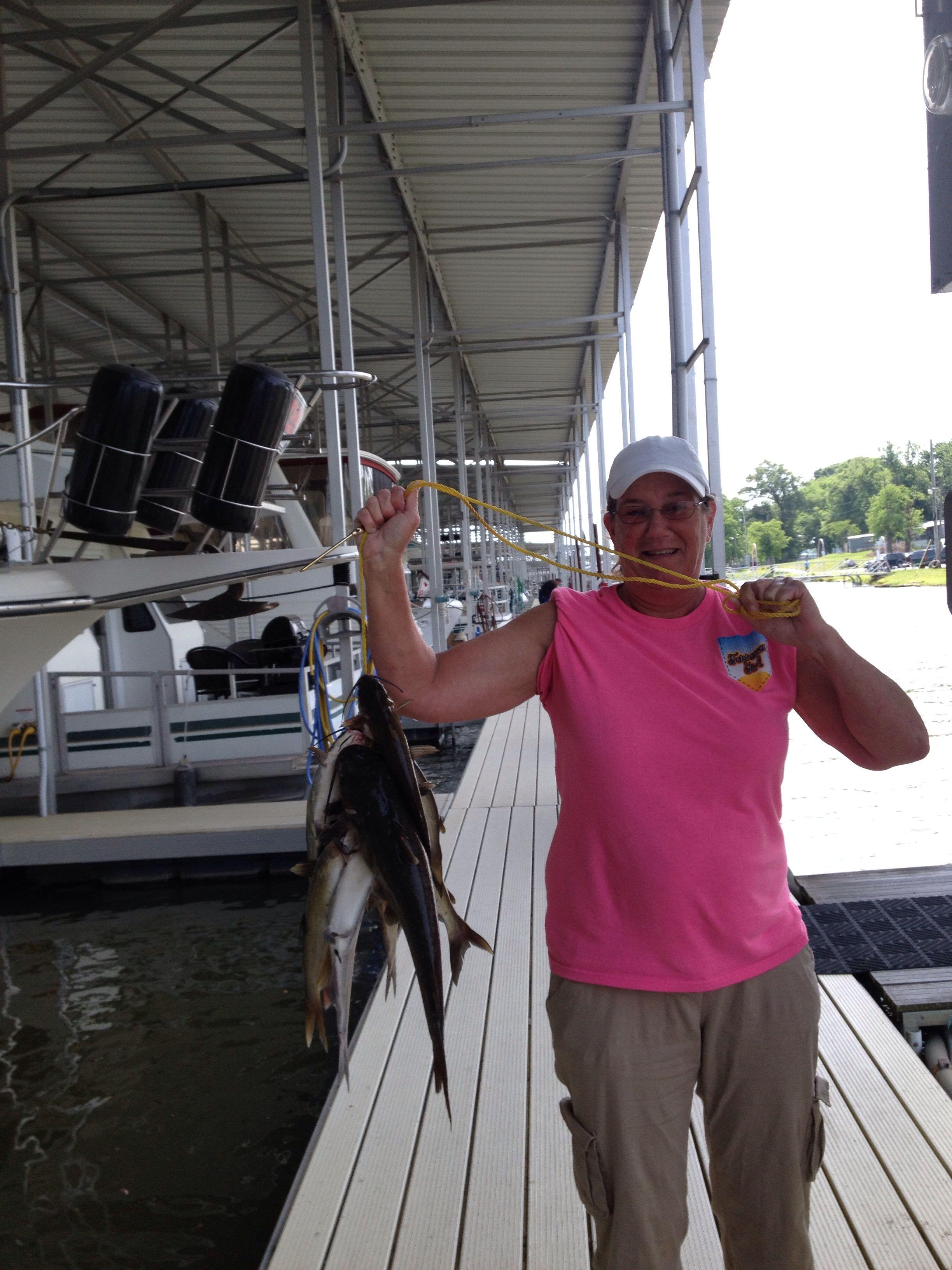 Just fishin